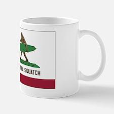 California Squatch Mugs