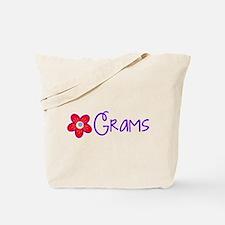 My Fun Grams Tote Bag