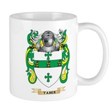Taber Family Crest (Coat of Arms) Mugs