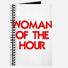 WOMAN OF THE HOUR.psd Journal