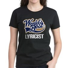 Lyricist (Worlds Best) Tee
