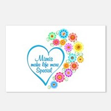 Mimi Special Heart Postcards (Package of 8)