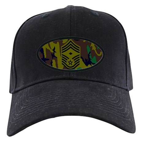 First Sergeant E9 Woodland Cap