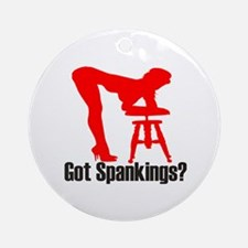 Got Spankings? Ornament (Round)