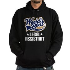 Legal Assistant (Worlds Best) Hoodie