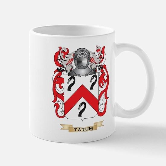 Tatum Family Crest (Coat of Arms) Mugs