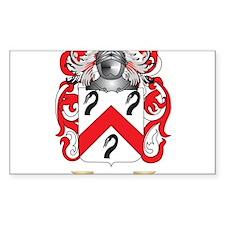 Tatum Family Crest (Coat of Arms) Decal