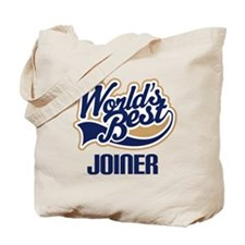 Joiner (Worlds Best) Tote Bag
