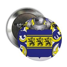 """Tayler Family Crest (Coat of Arms) 2.25"""" Button"""