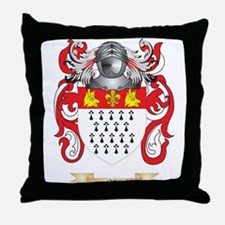 Taylor (Ireland) Family Crest (Coat of Arms) Throw