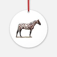 """""""Knabstrup 2"""" Ornament (Round)"""