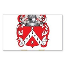 Telford Family Crest (Coat of Arms) Decal