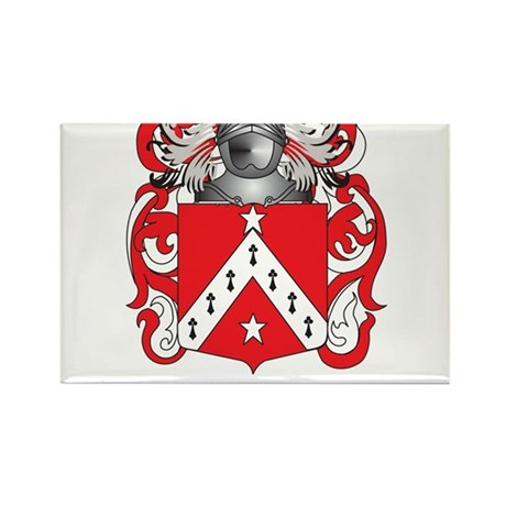 Telford Family Crest (Coat of Arms) Magnets
