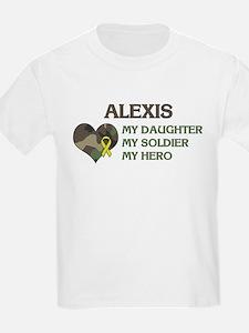 Alexis: My Hero Kids T-Shirt