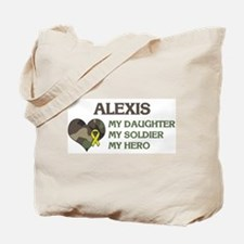 Alexis: My Hero Tote Bag