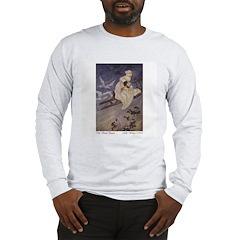 Winter's Snow Queen Long Sleeve T-Shirt