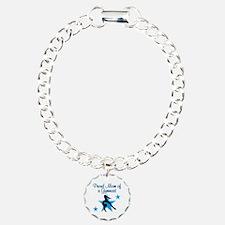 TOP GYMNAST MOM Bracelet