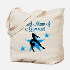 TOP GYMNAST MOM Tote Bag