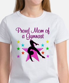 SUPER GYMNAST MOM Women's T-Shirt
