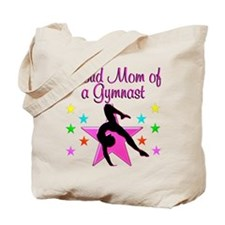 SUPER GYMNAST MOM Tote Bag