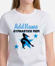 STAR GYMNAST MOM Women's T-Shirt