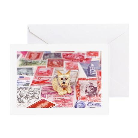 Licky Dog Card