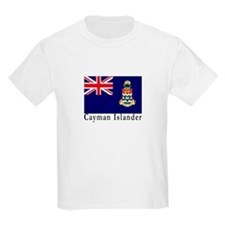 Cayman Islands Kids T-Shirt