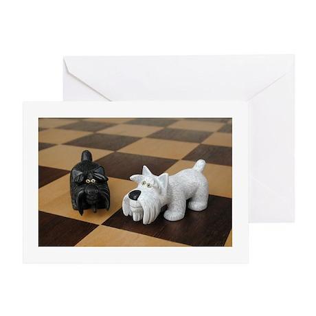 Scottish Gambit Card