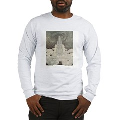 Dulac's Snow Queen Long Sleeve T-Shirt