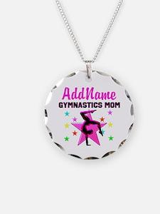 GREAT GYMNAST MOM Necklace