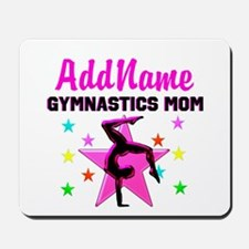 GREAT GYMNAST MOM Mousepad