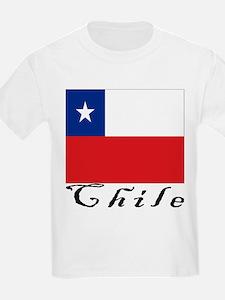Chile Kids T-Shirt