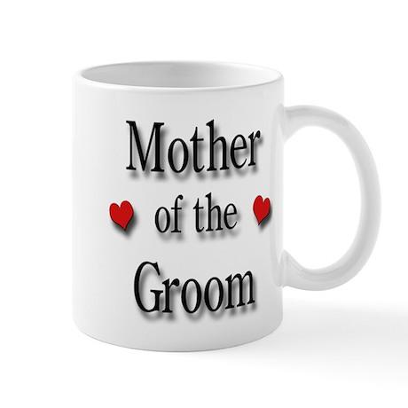 Mother of the Groom #2 Mug