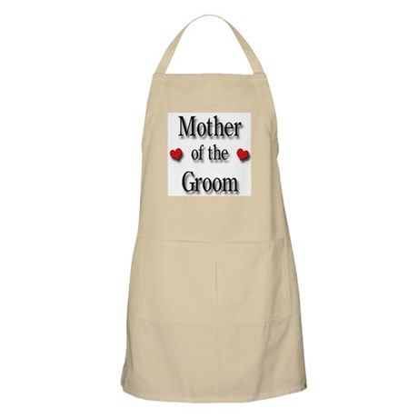 Mother of the Groom #2 BBQ Apron