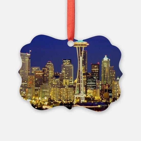 Seattle Ornament