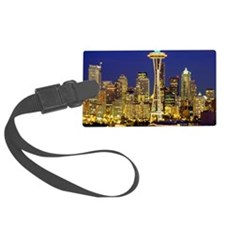 Seattle Luggage Tag