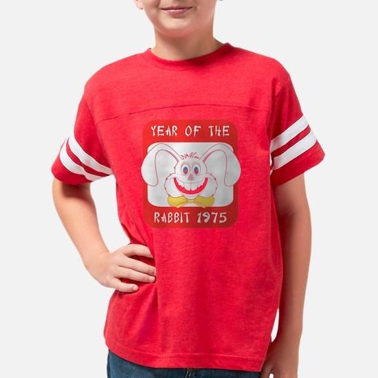 rabbit611975dark Youth Football Shirt