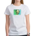 Yellow Face Women's T-Shirt