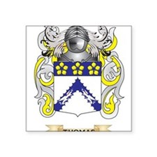 Thomas Family Crest (Coat of Arms) Sticker