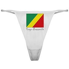Congo-Brazzaville Classic Thong