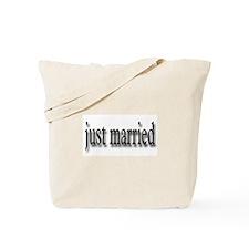 Just Married #5 Tote Bag
