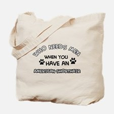 Cool american shorthair designs Tote Bag