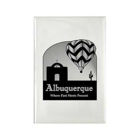 AlbuquerqueBW Rectangle Magnet (10 pack)