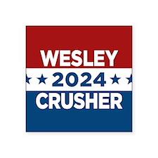 Trek Wesley Crusher 2016 Sticker
