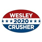 Trek Wesley Crusher 2016 Sticker - This funny election design is for fans of Star Trek The Next Generation's infamous acting ensign. Vote Wesley Crusher in 2016! - Availble Sizes:Small - 3x5,Large - 4.5x7.5 (+$1.50) - Availble Colors: White,Clear