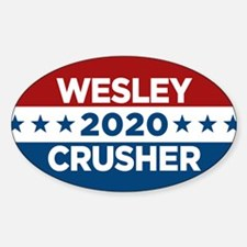 Trek Wesley Crusher 2020 Decal