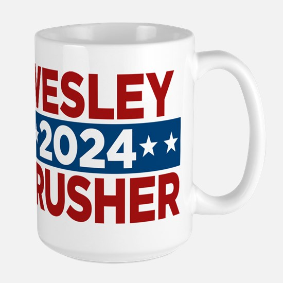 Trek Wesley Crusher 2020 Large Mug