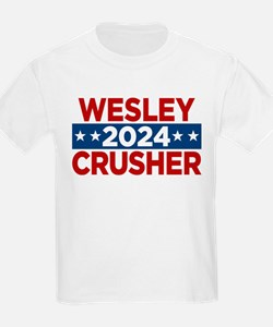 Trek Wesley Crusher 2016 T-Shirt