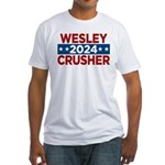Trek Wesley Crusher 2016 T-Shirt - This funny election design is for fans of Star Trek The Next Generation's infamous acting ensign. Vote Wesley Crusher in 2016! - Availble Sizes:Small,Medium,Large,X-Large,2X-Large (+$3.00) - Availble Colors: White,Natural,Pink,Baby Blue,Sunshine