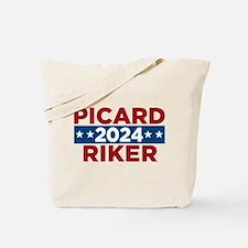 Star Trek Picard Riker 2020 Tote Bag
